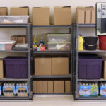 Shop Shelving Ideas for More Storage