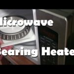 Using a Microwave to Heat Bearings for Fitting