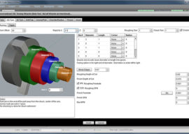 New Conversational CNC Lathe OD Turning Wizard Available in G-Wizard Editor v1.90