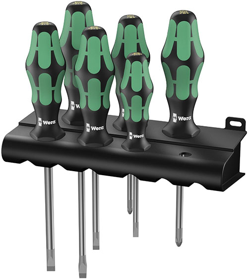 WeraScrewdrivers worlds best screwdriver set