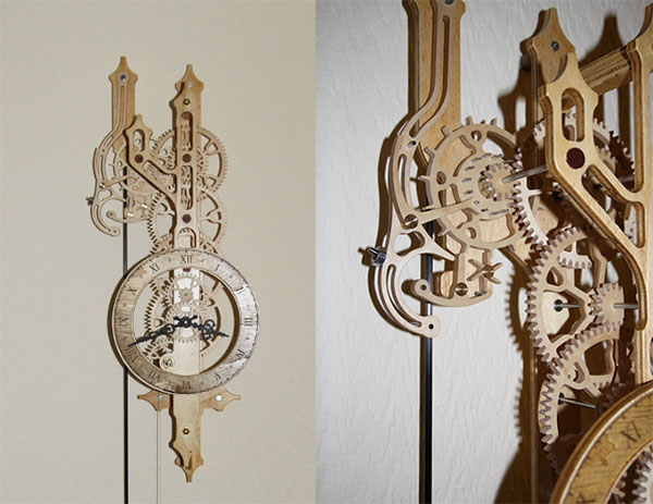 SkeletonClock