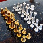 Neat CNC Chess Set