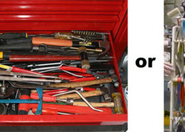 10 Specialized Work Stations to Keep Your Shop Organized