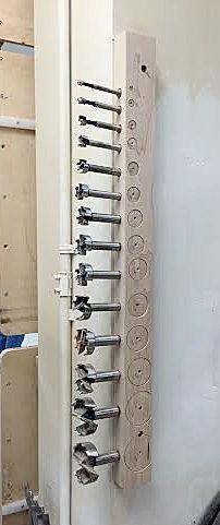 Cabinet Side Storage