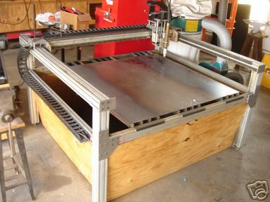 Check Out These Amazing Diy Plasma Cutters And Cnc Tables