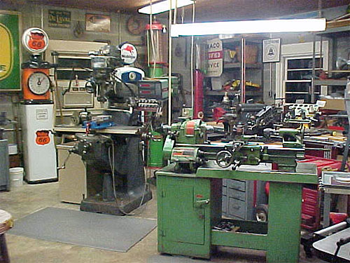 Home Machine Shop
