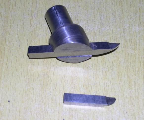 Big Radius Fly Cutter