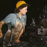 Remembering the Woman Machinists of World War 2