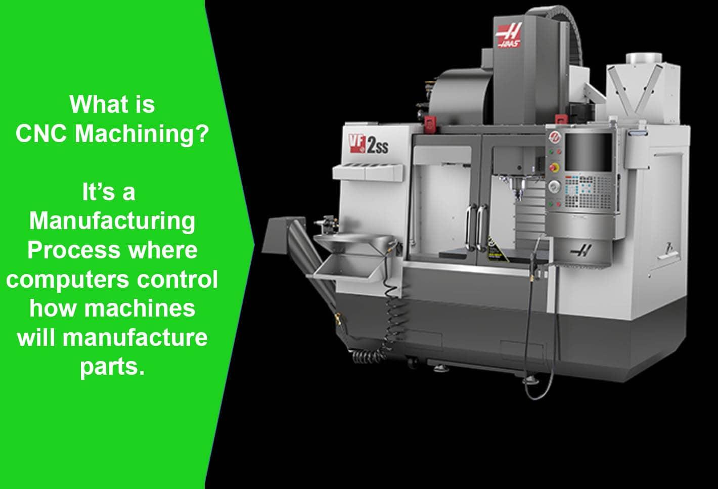 What Does Cnc Stand For >> What Does CNC Stand For? What Is a CNC Machine?