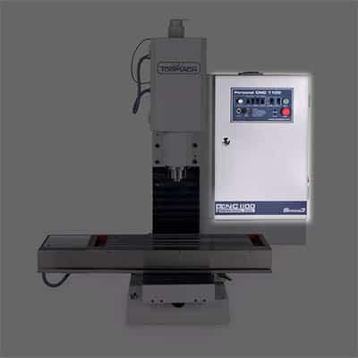 cnc milling machine controller