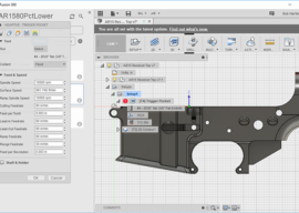 Fusion 360 Feeds & Speeds Made Easy with G-Wizard