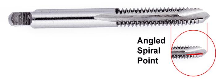 spiral point tap