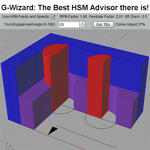 high speed machining calculator hsm advisor