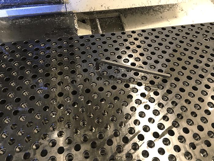 fixture plate tooling plate module fixture