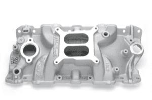 cast aluminum intake manifold