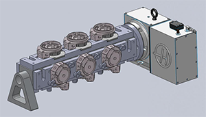 4 Axis CNC Workholding