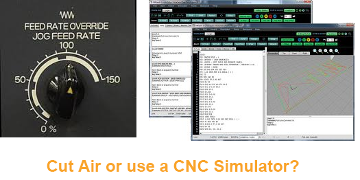 cnc program proofing and simulation