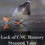 CNC Memory Full?  [ Easy Fix: Make Your G-Code Smaller ]