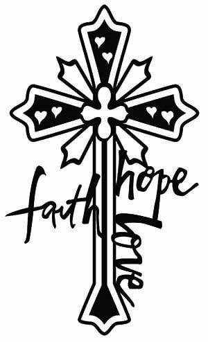 religious symbols cross
